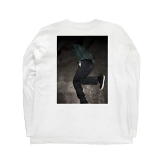 オーリーの犠牲者 Long sleeve T-shirts