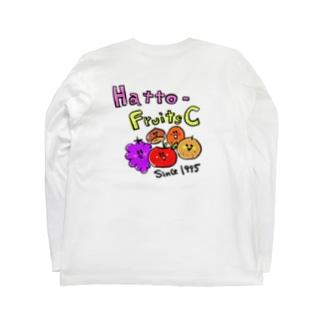 八東フルーツセンター Long sleeve T-shirts