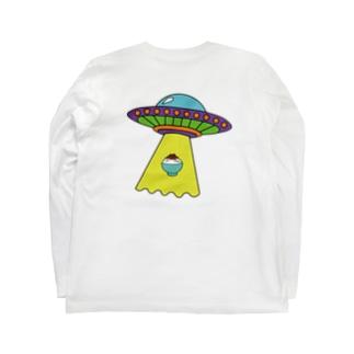 今日の晩ご飯 Long sleeve T-shirts