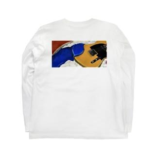 テレキャスター Long sleeve T-shirts