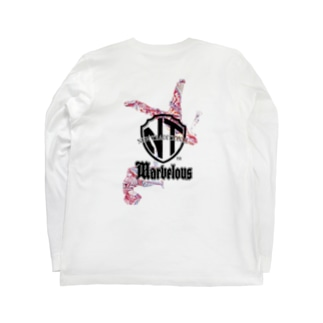 NEWTRAデザイン Long sleeve T-shirts