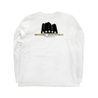 revival™️のHotel Revival Long sleeve T-shirts