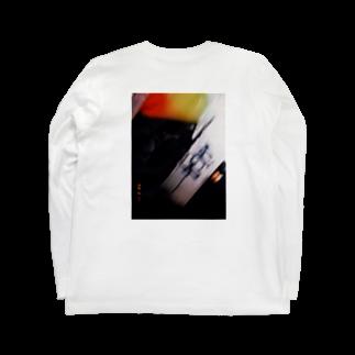 Mischievous_BoyのDEER RICE FIELD Long sleeve T-shirts
