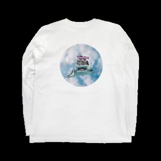 Hararingoの04.dramatic Long sleeve T-shirts