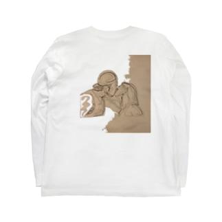 【XXX(Sam)】 Long sleeve T-shirts