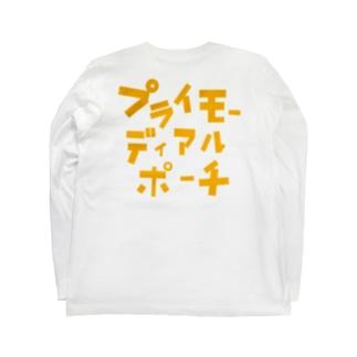 プライモーディアルポーチ Long sleeve T-shirts