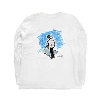Mt.snow ロングTシャツ Long sleeve T-shirts
