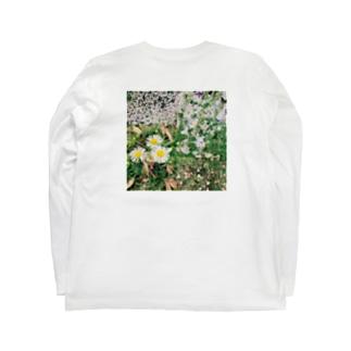 はなばな Long sleeve T-shirts