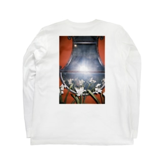 harucamera 鏡 Long sleeve T-shirts