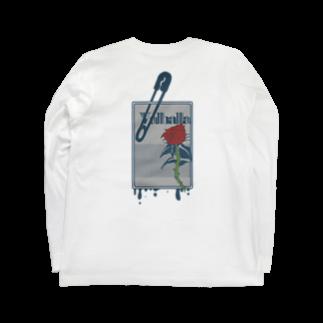 派菜/花田のValhalla ロンT(伊風カラー) Long sleeve T-shirtsの裏面