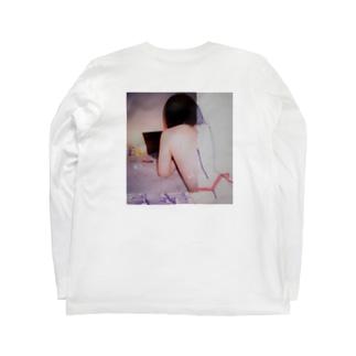 メンタルヘルスクラブ.vol.3 Long sleeve T-shirts