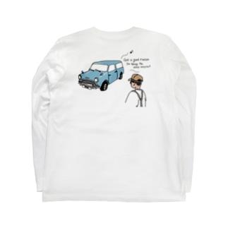 406presents Long sleeve T-shirts