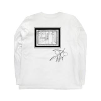 ブンカセンターのリビング Long sleeve T-shirts