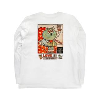 恋 is 不可抗力!! Long sleeve T-shirts