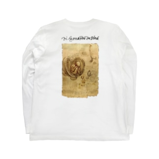 【Disclosure】LD(両面) Long sleeve T-shirts
