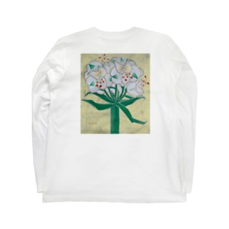 ALSTROEMERIA  Long sleeve T-shirts