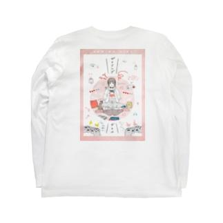 ゲーミングガールちゃん Long sleeve T-shirts