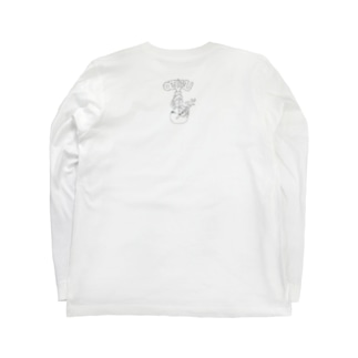 オタクボング Long sleeve T-shirts