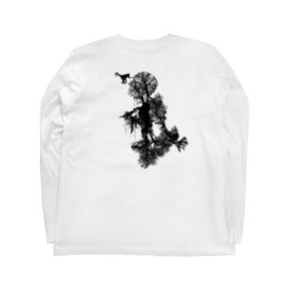 洗脳 Long sleeve T-shirts