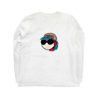 Megami Long sleeve T-shirts