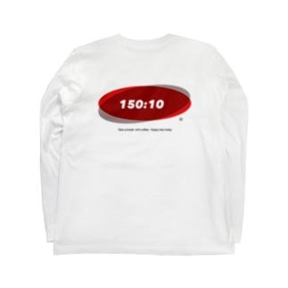 コーヒーマニア 150:10 バージョン2 Long sleeve T-shirts