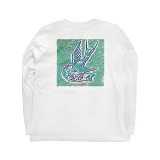SHINGOのYolo.6 Long sleeve T-shirts