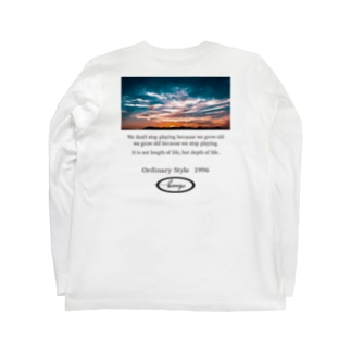 【OR-037】 Long sleeve T-shirts