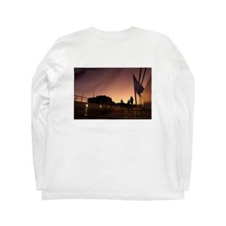 Puerto Madero en Argentina  Long sleeve T-shirts