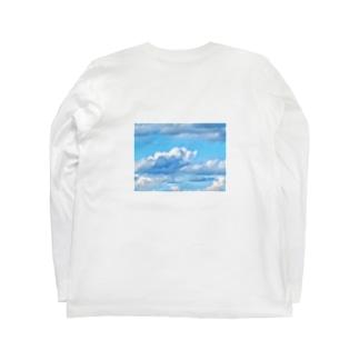 天国への階段 Long sleeve T-shirts