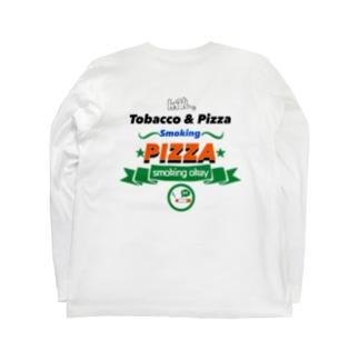 PIZZAてぃー Long sleeve T-shirts