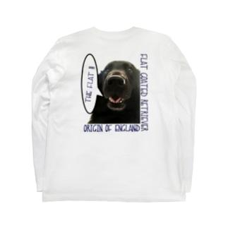 THE FLAT Long sleeve T-shirts