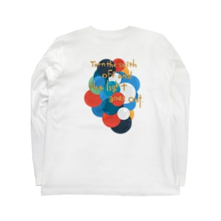 balloon Long sleeve T-shirts