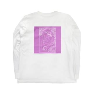 ピアス Long Sleeve T-Shirt