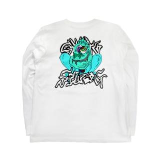 JunKing Monster Long sleeve T-shirts