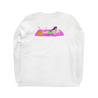 海行けないよ2020 Long sleeve T-shirts