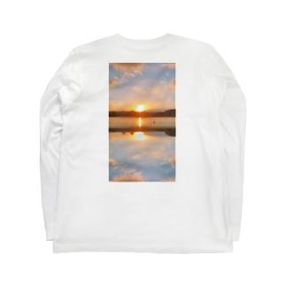 田舎 Long sleeve T-shirts