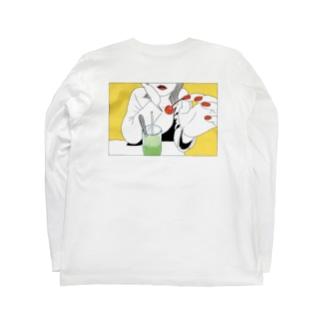 小さな恋人。 Long sleeve T-shirts