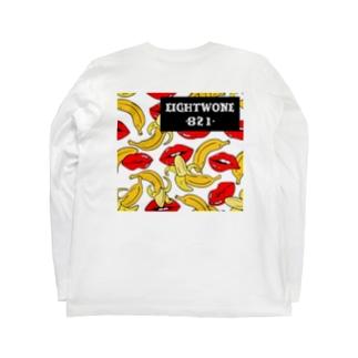 ちょっとエッチなプリントT Long sleeve T-shirts