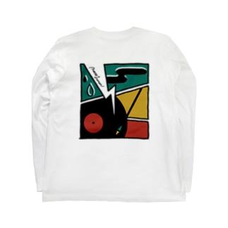 レトロ大作戦 Long sleeve T-shirts
