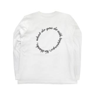 Itself Topping-Tshirt Long sleeve T-shirts