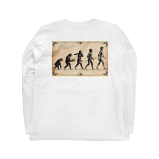 sunH. Long sleeve T-shirts