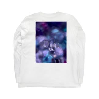 Light💡ロゴ Long sleeve T-shirts