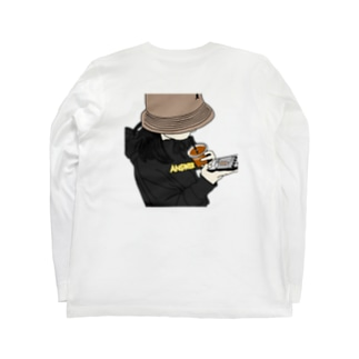 バケハgirl Long sleeve T-shirts