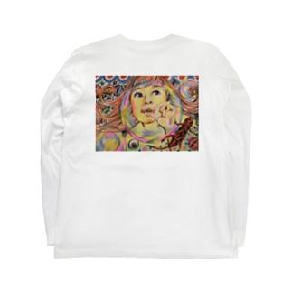 ふぁんしー Long sleeve T-shirts