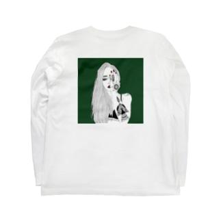 コラボ Long Sleeve T-Shirt