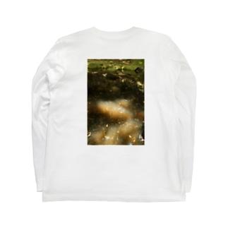 ポンドシャイニング フォトティシャツ Long sleeve T-shirts