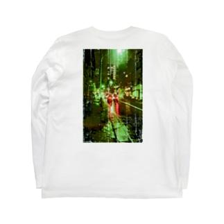 自動車 Long sleeve T-shirts