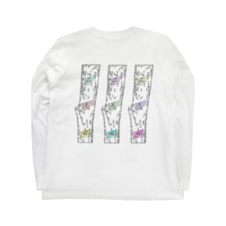 lacquer Long sleeve T-shirts