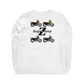 伝説のZ Long Sleeve T-Shirt