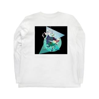 手と▲ Long sleeve T-shirts